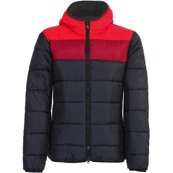 0d7c9510b1933 EA7 Emporio Armani Men Hooded Jacket night blue - low prices at XSPO