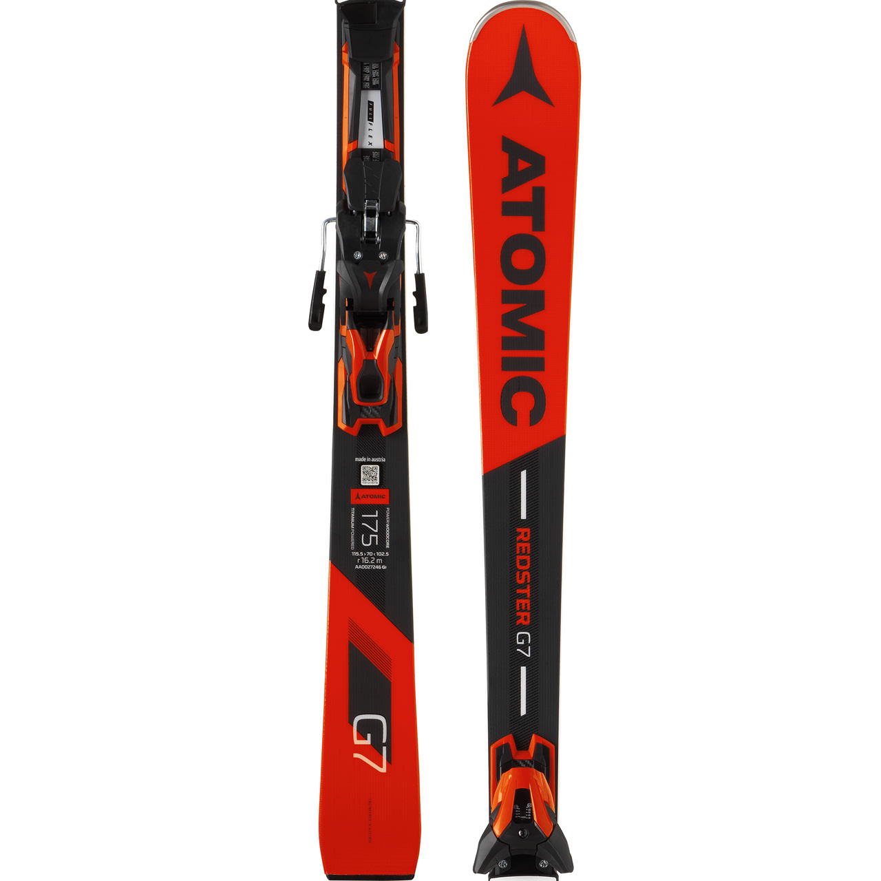 ELX 11 Bindung All Mountain Alpin Herren Set Skisport & Snowboarding Elan Amphibio 14 TI Fusion Ski Alpin